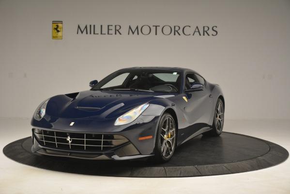 Used 2016 Ferrari F12 Berlinetta for sale Sold at Alfa Romeo of Greenwich in Greenwich CT 06830 1