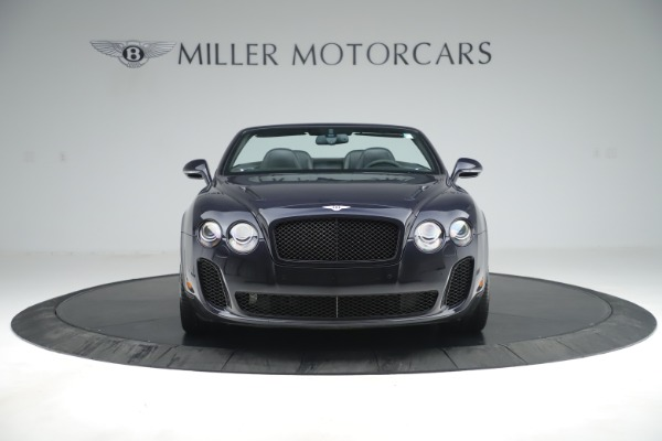 Used 2012 Bentley Continental GT Supersports for sale Sold at Alfa Romeo of Greenwich in Greenwich CT 06830 12