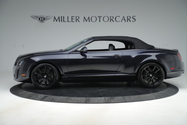 Used 2012 Bentley Continental GT Supersports for sale Sold at Alfa Romeo of Greenwich in Greenwich CT 06830 14