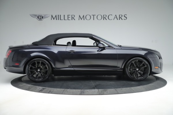 Used 2012 Bentley Continental GT Supersports for sale Sold at Alfa Romeo of Greenwich in Greenwich CT 06830 17