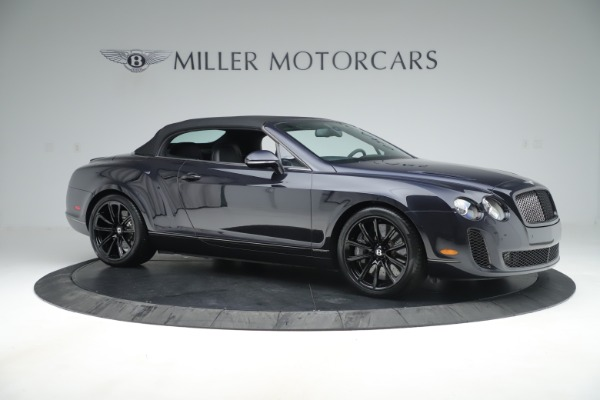 Used 2012 Bentley Continental GT Supersports for sale Sold at Alfa Romeo of Greenwich in Greenwich CT 06830 18