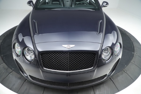 Used 2012 Bentley Continental GT Supersports for sale Sold at Alfa Romeo of Greenwich in Greenwich CT 06830 19
