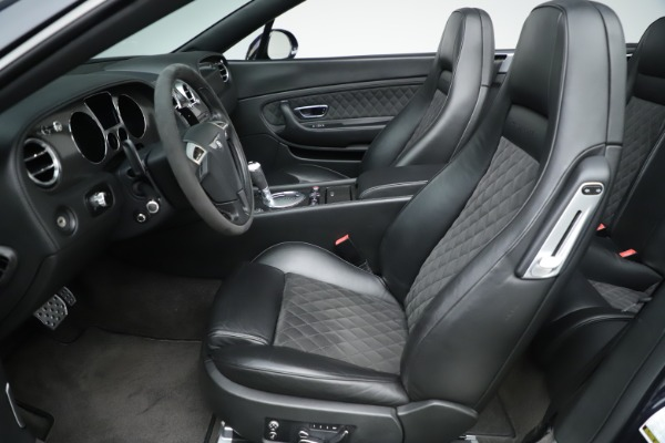 Used 2012 Bentley Continental GT Supersports for sale Sold at Alfa Romeo of Greenwich in Greenwich CT 06830 23