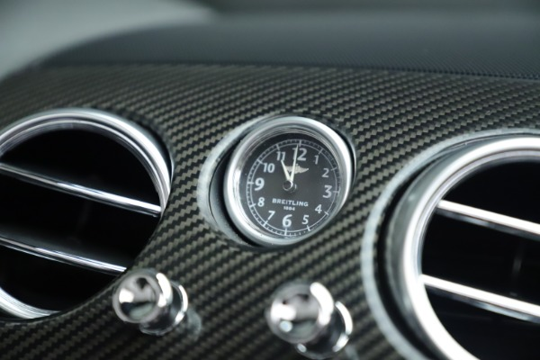 Used 2012 Bentley Continental GT Supersports for sale Sold at Alfa Romeo of Greenwich in Greenwich CT 06830 26