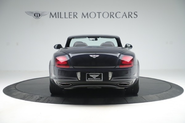 Used 2012 Bentley Continental GT Supersports for sale Sold at Alfa Romeo of Greenwich in Greenwich CT 06830 6