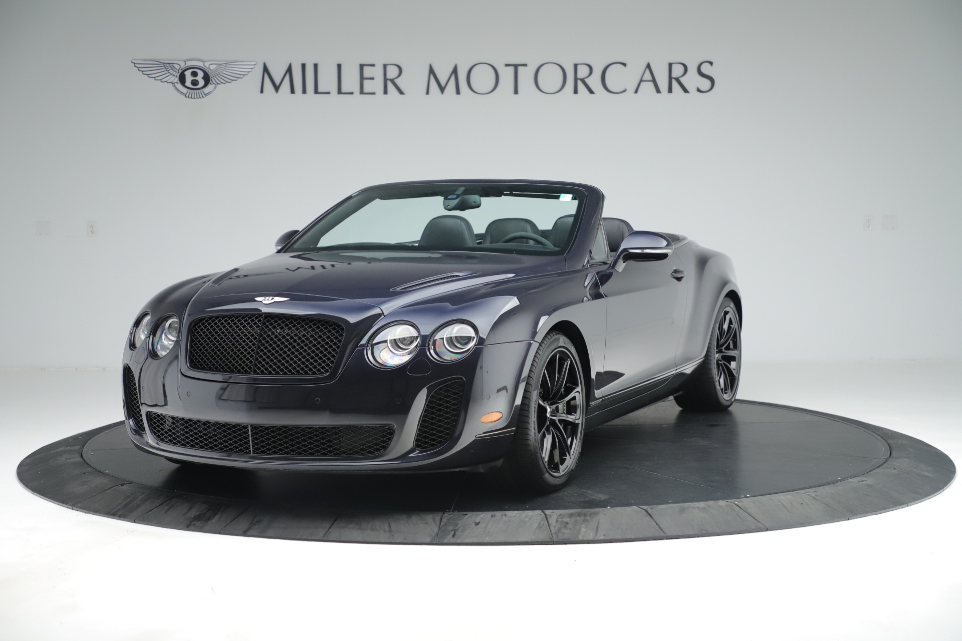 Used 2012 Bentley Continental GT Supersports for sale Sold at Alfa Romeo of Greenwich in Greenwich CT 06830 1