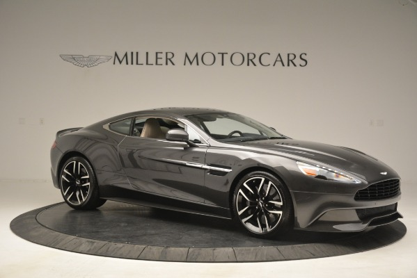 Used 2016 Aston Martin Vanquish Coupe for sale Sold at Alfa Romeo of Greenwich in Greenwich CT 06830 10