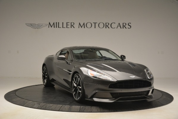 Used 2016 Aston Martin Vanquish Coupe for sale Sold at Alfa Romeo of Greenwich in Greenwich CT 06830 11