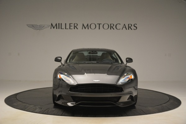 Used 2016 Aston Martin Vanquish Coupe for sale Sold at Alfa Romeo of Greenwich in Greenwich CT 06830 12