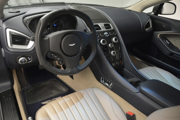 Used 2016 Aston Martin Vanquish Coupe for sale Sold at Alfa Romeo of Greenwich in Greenwich CT 06830 14