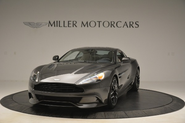 Used 2016 Aston Martin Vanquish Coupe for sale Sold at Alfa Romeo of Greenwich in Greenwich CT 06830 2