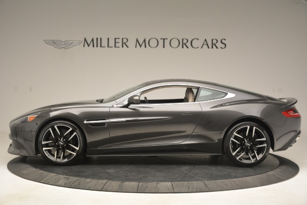 Used 2016 Aston Martin Vanquish Coupe for sale Sold at Alfa Romeo of Greenwich in Greenwich CT 06830 3
