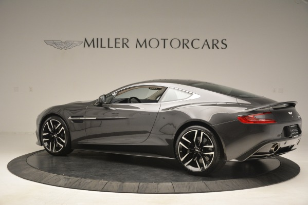 Used 2016 Aston Martin Vanquish Coupe for sale Sold at Alfa Romeo of Greenwich in Greenwich CT 06830 4