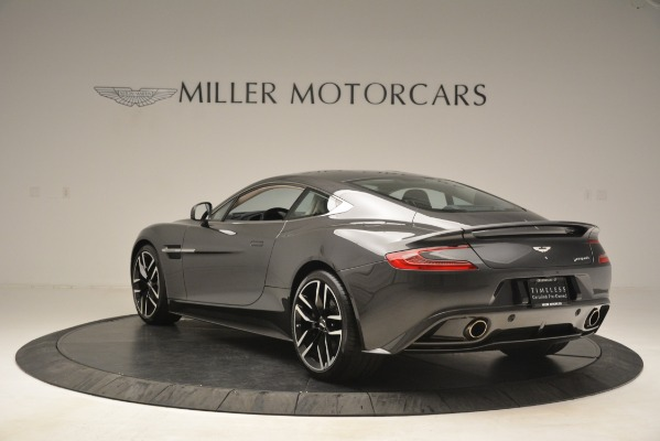 Used 2016 Aston Martin Vanquish Coupe for sale Sold at Alfa Romeo of Greenwich in Greenwich CT 06830 5
