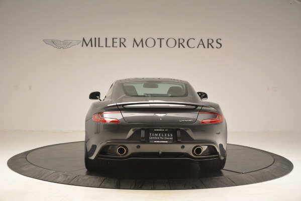 Used 2016 Aston Martin Vanquish Coupe for sale Sold at Alfa Romeo of Greenwich in Greenwich CT 06830 6