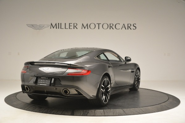 Used 2016 Aston Martin Vanquish Coupe for sale Sold at Alfa Romeo of Greenwich in Greenwich CT 06830 7