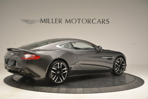Used 2016 Aston Martin Vanquish Coupe for sale Sold at Alfa Romeo of Greenwich in Greenwich CT 06830 8