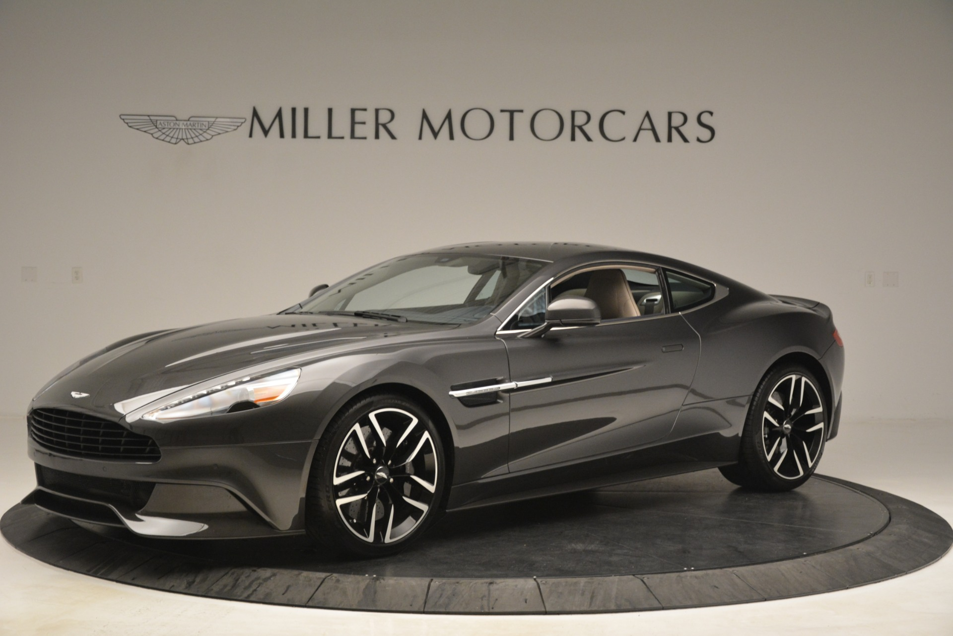Used 2016 Aston Martin Vanquish Coupe for sale Sold at Alfa Romeo of Greenwich in Greenwich CT 06830 1