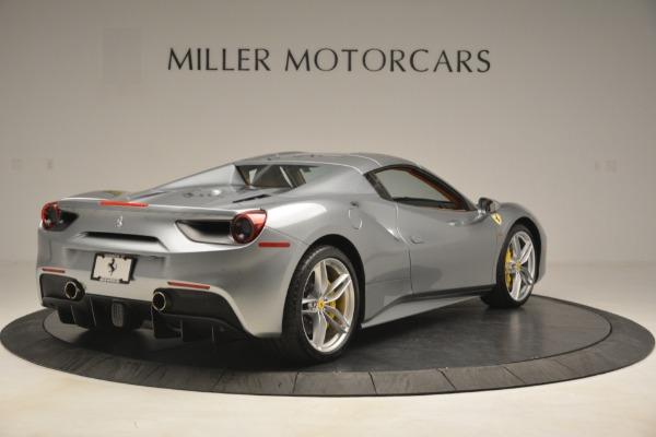 Used 2019 Ferrari 488 Spider for sale Sold at Alfa Romeo of Greenwich in Greenwich CT 06830 16