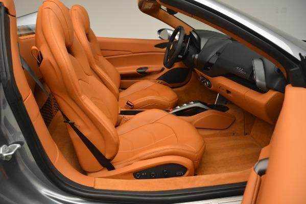 Used 2019 Ferrari 488 Spider for sale Sold at Alfa Romeo of Greenwich in Greenwich CT 06830 25