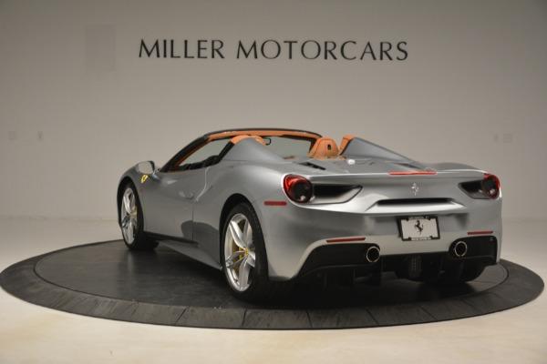 Used 2019 Ferrari 488 Spider for sale Sold at Alfa Romeo of Greenwich in Greenwich CT 06830 5