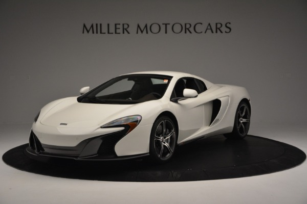 Used 2015 McLaren 650S Convertible for sale Sold at Alfa Romeo of Greenwich in Greenwich CT 06830 11