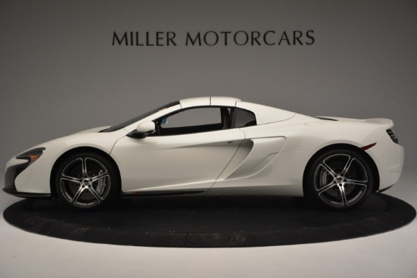 Used 2015 McLaren 650S Convertible for sale Sold at Alfa Romeo of Greenwich in Greenwich CT 06830 13
