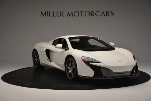 Used 2015 McLaren 650S Convertible for sale Sold at Alfa Romeo of Greenwich in Greenwich CT 06830 16