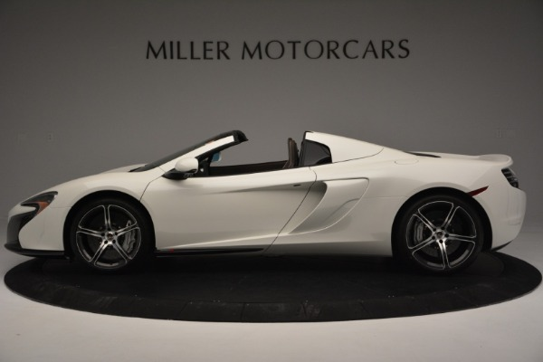 Used 2015 McLaren 650S Convertible for sale Sold at Alfa Romeo of Greenwich in Greenwich CT 06830 2