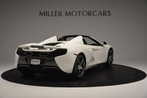 Used 2015 McLaren 650S Convertible for sale Sold at Alfa Romeo of Greenwich in Greenwich CT 06830 6