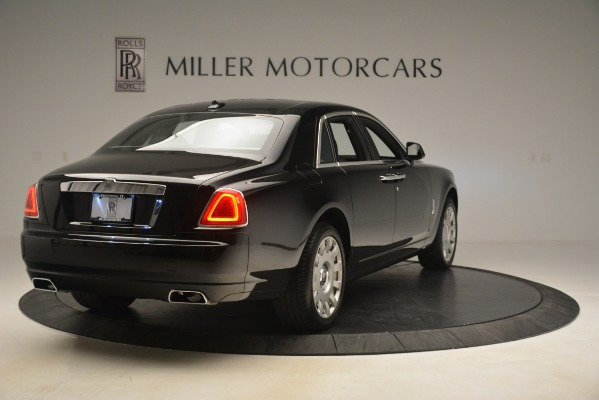 Used 2014 Rolls-Royce Ghost for sale Sold at Alfa Romeo of Greenwich in Greenwich CT 06830 10