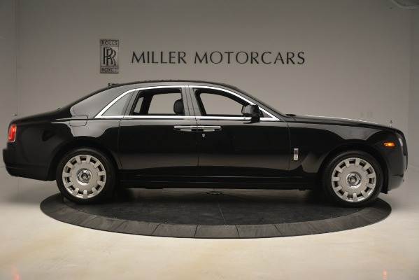 Used 2014 Rolls-Royce Ghost for sale Sold at Alfa Romeo of Greenwich in Greenwich CT 06830 11