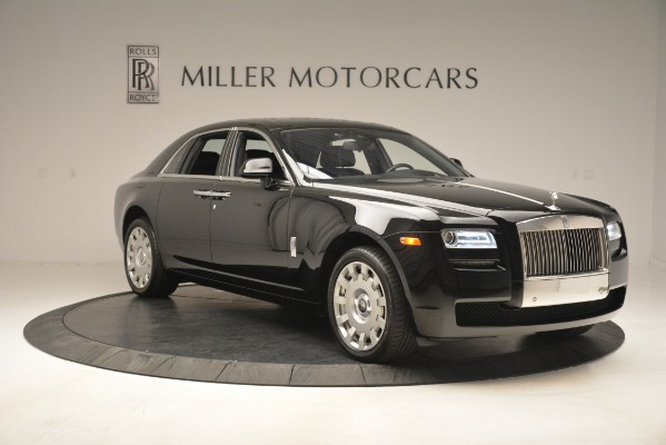 Used 2014 Rolls-Royce Ghost for sale Sold at Alfa Romeo of Greenwich in Greenwich CT 06830 13