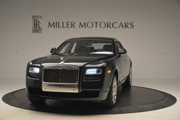 Used 2014 Rolls-Royce Ghost for sale Sold at Alfa Romeo of Greenwich in Greenwich CT 06830 2
