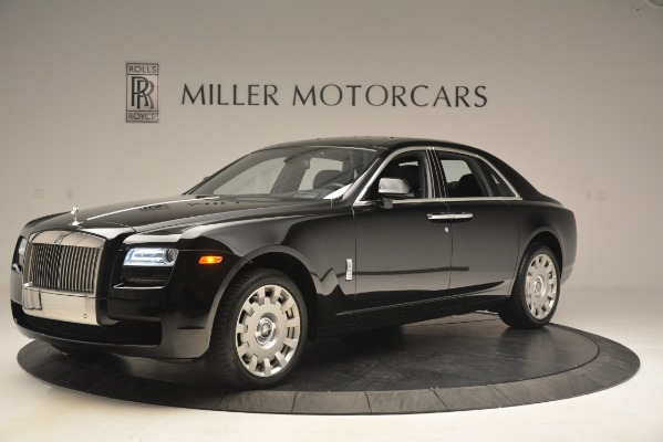 Used 2014 Rolls-Royce Ghost for sale Sold at Alfa Romeo of Greenwich in Greenwich CT 06830 3