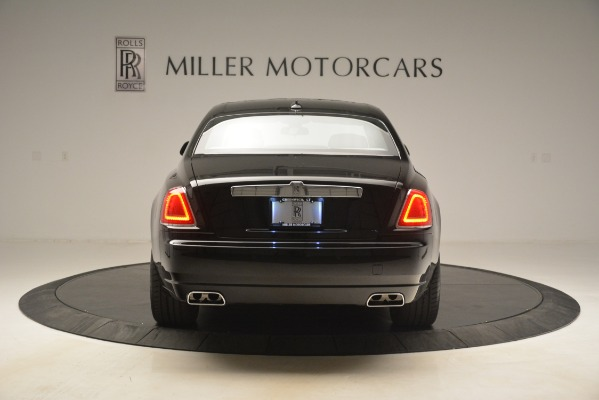 Used 2014 Rolls-Royce Ghost for sale Sold at Alfa Romeo of Greenwich in Greenwich CT 06830 8