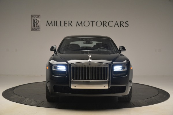 Used 2014 Rolls-Royce Ghost for sale Sold at Alfa Romeo of Greenwich in Greenwich CT 06830 9