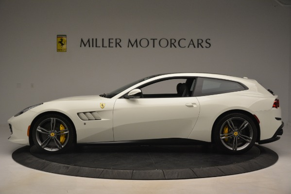 Used 2018 Ferrari GTC4Lusso for sale Sold at Alfa Romeo of Greenwich in Greenwich CT 06830 3