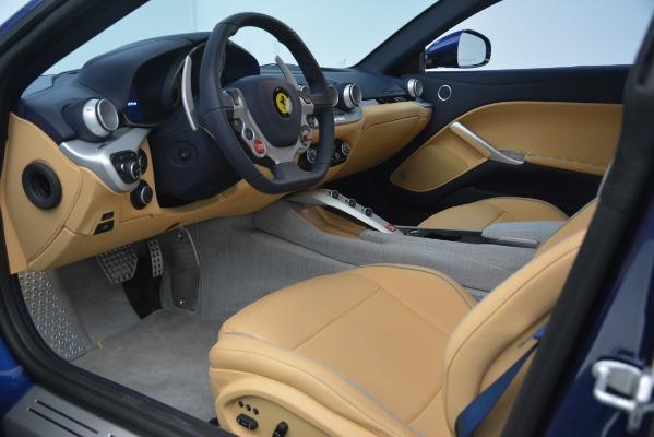 Used 2017 Ferrari F12 Berlinetta for sale Sold at Alfa Romeo of Greenwich in Greenwich CT 06830 13