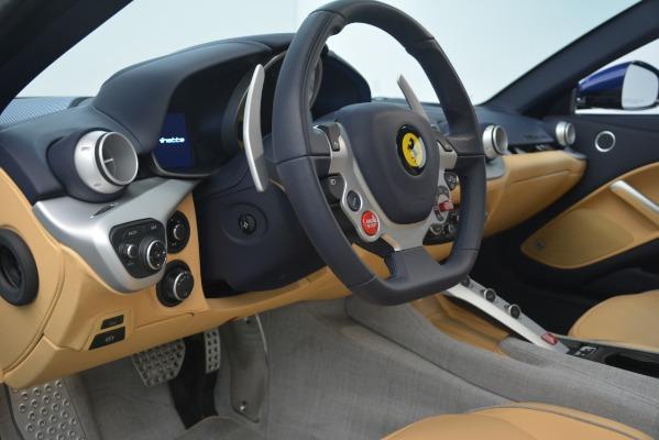 Used 2017 Ferrari F12 Berlinetta for sale Sold at Alfa Romeo of Greenwich in Greenwich CT 06830 16