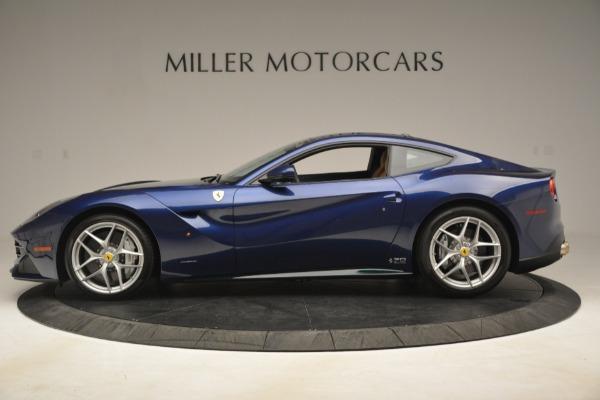 Used 2017 Ferrari F12 Berlinetta for sale Sold at Alfa Romeo of Greenwich in Greenwich CT 06830 3