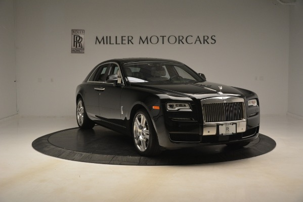Used 2016 Rolls-Royce Ghost for sale Sold at Alfa Romeo of Greenwich in Greenwich CT 06830 12