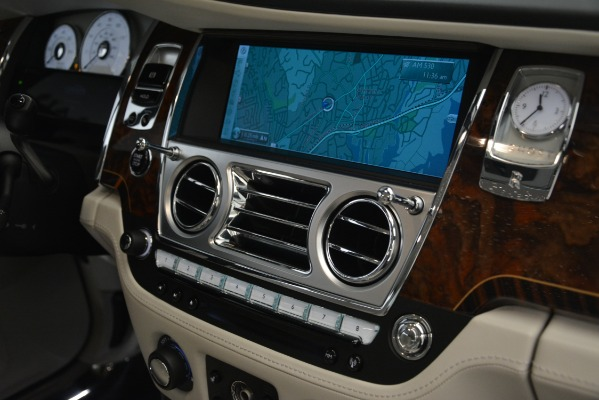 Used 2016 Rolls-Royce Ghost for sale Sold at Alfa Romeo of Greenwich in Greenwich CT 06830 28