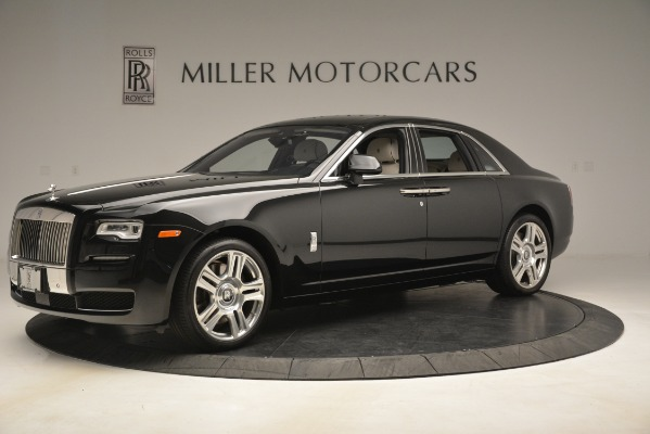Used 2016 Rolls-Royce Ghost for sale Sold at Alfa Romeo of Greenwich in Greenwich CT 06830 3