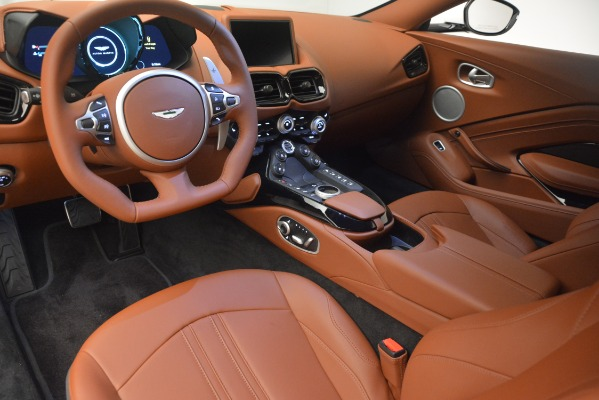 New 2019 Aston Martin Vantage Coupe for sale Sold at Alfa Romeo of Greenwich in Greenwich CT 06830 14