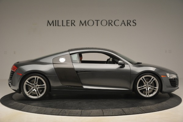 Used 2009 Audi R8 quattro for sale Sold at Alfa Romeo of Greenwich in Greenwich CT 06830 10