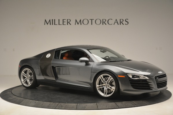 Used 2009 Audi R8 quattro for sale Sold at Alfa Romeo of Greenwich in Greenwich CT 06830 11