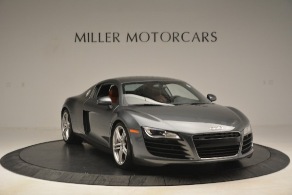Used 2009 Audi R8 quattro for sale Sold at Alfa Romeo of Greenwich in Greenwich CT 06830 12