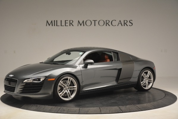 Used 2009 Audi R8 quattro for sale Sold at Alfa Romeo of Greenwich in Greenwich CT 06830 2