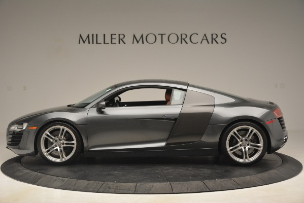 Used 2009 Audi R8 quattro for sale Sold at Alfa Romeo of Greenwich in Greenwich CT 06830 3